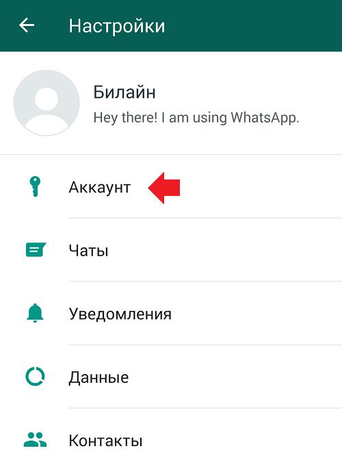 как узнать кто смотрел мой профиль в whatsapp